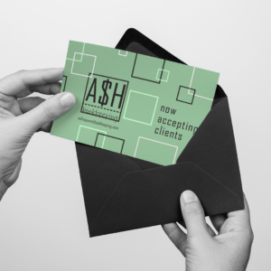 Ash Squared Bookkeeping